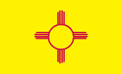 New Mexico Flag Image