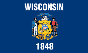Wisconsin Flag Image