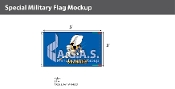Seabees Flags 3x5 foot