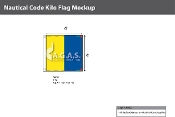 Kilo Deluxe Flags 4x4 foot