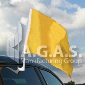 Blank Car Flags