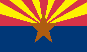 Arizona Flag Image