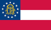 Georgia Current Flag Image