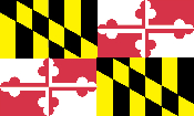 Maryland Flag Image