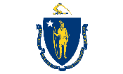 Massachusetts Flag Image