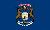 Michigan Flag Image