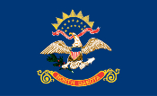 North Dakota Flag Image