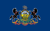 Pennsylvania Flag Image