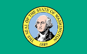 Washington Flag Image