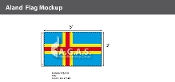 Aland Flags 3x5 foot