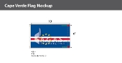 Cape Verde Flags 6x10 foot