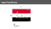 Egypt Flags 8x12 foot