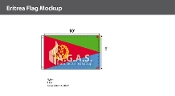 Eritrea Flags 6x10 foot