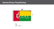 Guinea Bissau Flags 6x10 foot