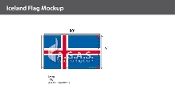 Iceland Flags 6x10 foot