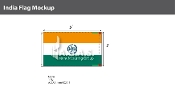 India Flags 3x5 foot
