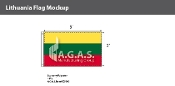 Lithuania Flags 3x5 foot