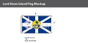 Lord Howe Island Flags 3x5 foot