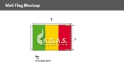 Mali Flags 2x3 foot