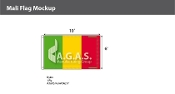 Mali Flags 6x10 foot