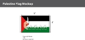 Palestine Flags 3x5 foot
