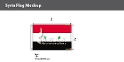 Syria Flags 2x3 foot