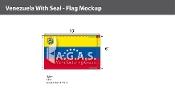 Venezuela Flags 6x10 foot (with seal)