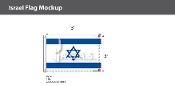 Israel Flags 2x3 foot