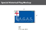 Bunker Hill Flags 3x5 foot