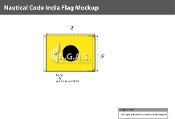 India Deluxe Flags 1.5x2 foot