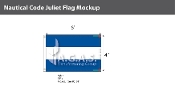 Juliet Deluxe Flags 4x6 foot