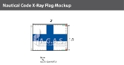 X-Ray Deluxe Flags 1.5x2 foot