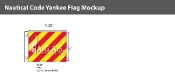 Yankee Deluxe Flags 1x1.25 foot