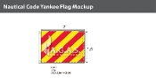 Yankee Deluxe Flags 1.5x2 foot