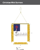 Christian Mini Banners 4.75x3.5 inch