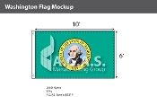 Washington Flags 6x10 foot