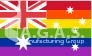 Australia Pride Flags
