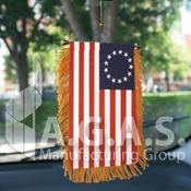 USA Historical Mini Banners