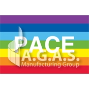 Rainbow Pace Flags