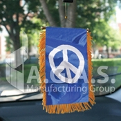 Peace Mini Banners