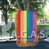 Rainbow & Pride Mini Banners